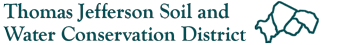 Thomas Jefferson Soil and Water Commission District Logo