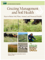 Grazing Management and Soil Health
