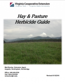 Hay and Pasture Herbicide Guide