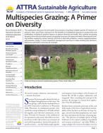 Multispecies Grazing: A Primer on Diversity