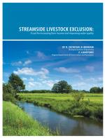 Streamside Livestock Exclusion