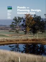 Ponds - Planning, Design, Construction