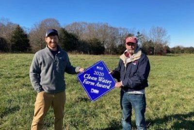 Clean Water Farm Award