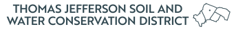 Thomas Jefferson Soil and Water Conservation District Logo